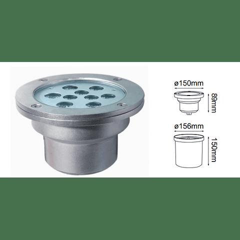 Hydra Sub-aqua 77-4703-RGB 9W 127V IP68