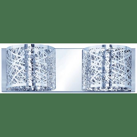 E21315-10PC Inca 2 Luces Luminaria Decorativa de Sobreponer a Muro