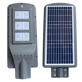 SO-LD60W LUMINARIA SOLAR VIAL ALL IN ONE CON SENSOR 60W 6500K 2500LM 6.4VCD