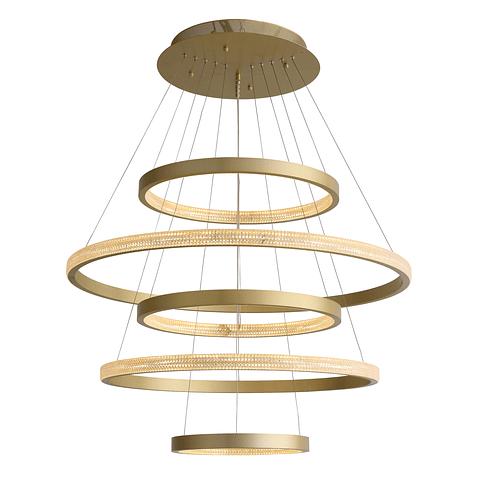 Q48175-GD Olympia Decorativa Colgante D1000*H1200 LED 160W 3000K