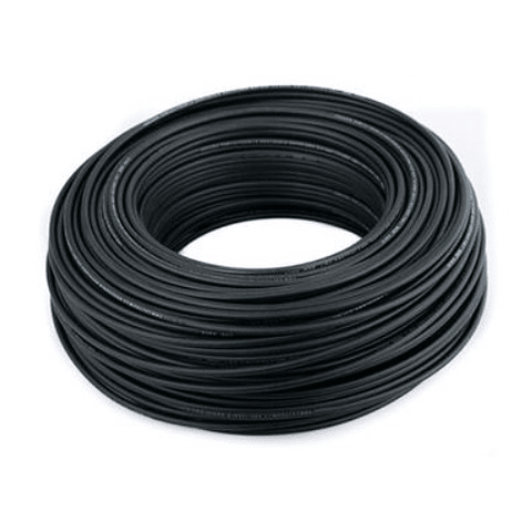 SLY312 CABLE THW-LS CAL 14 90°C 600V ROLLO 100M NEGRO INDIANA