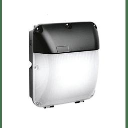 27-4001-40 Wall Pack Paris Arbotante Industrial LED 50W 4000LM IP65 4000K 85-265V