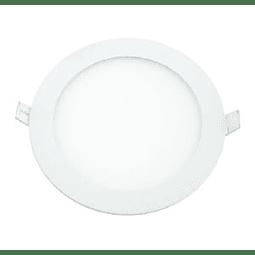 Empotrable MINI FLAT 6-0718-NW, Circular 18W 4000K