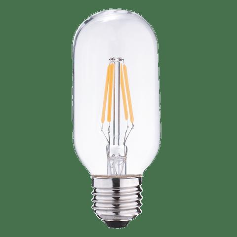 45-2704 Foco LED Filamento Safiro, 400Lm, E26, 3000K, CRI>80, 360°