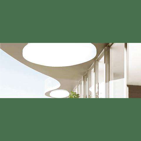 Plafon PERSEIDA II 22-0128-NW 280mm, 12W, 4000K, 1020lm