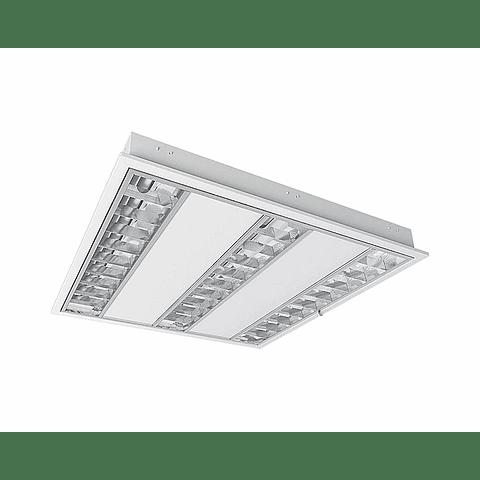 L6033-130 KROMOS LED GABINETE EMPOTRABLE 60X60 3X9W 100-305V 6000K
