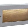 Smart Cortesía  08-9245-03 2.6W 200Lm 127V IP44 3000K Acab. Gris