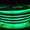 WMA-018 MANGUERA LED NEON DOBLE 2835 ROLLO 25M VERDE EXTERIOR