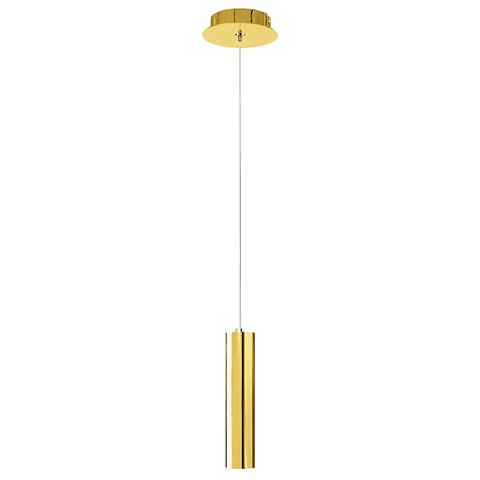 Q30051-GD Lámpara Minha D60*H300 1*GU10 Dorado