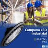 CP-200W CAMPANA INDUSTRIAL LED 200W 18,000LM 6500K IP65