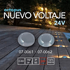 07-0061-NW Octopus Empotable a Piso 2.4W 192Lm 24V IP65 4000K