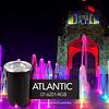 07-6201-RGB Empotrable a piso ATLANTIC 6W CREE LED IP 67 Acero