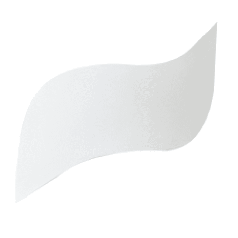 05-0720-01 Luminaria a muro Boreal 16W 1280Lm 127V IP20 3000K Blanco