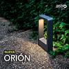 10-2704-04 Orion Baliza 7W 560Lm 127V IP55 3000K Grafito
