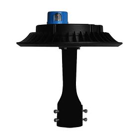 HTZ-150W PUNTA DE POSTE LED 150W CON FOTOCELDA 15,000 LM 6500K IP65