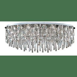 Lámpara Decorativa Jewel 23 Luces 39928BCPC Acab. Cromo Cristal