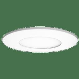 ADO-009 PANEL LED SLIM redondo 3W Blanco Cálido