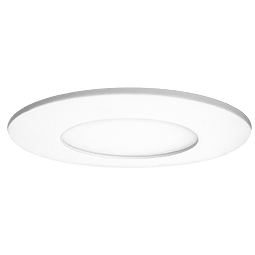 ADO-009 PANEL LED SLIM redondo 3W Blanco Cálido