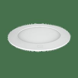 ADO-002 PANEL LED SLIM redondo 6W blanco frío