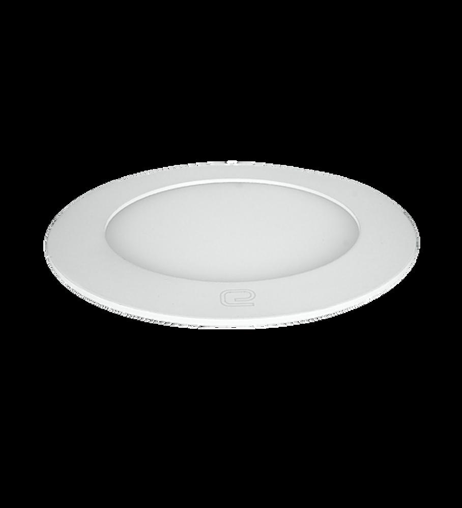 ADO-010 PANEL LED SLIM redondo 6W Cálido
