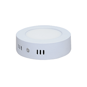 ADO-015 PANEL LED SOBREPONER 6W Blanco frío