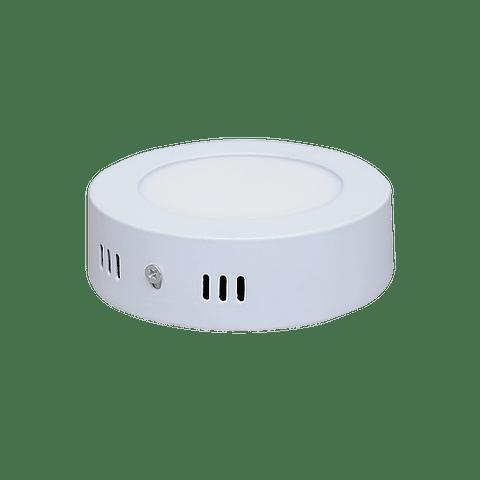 ADO-015 PANEL LED SOBREPONER 6W Blanco frío