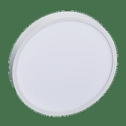 PRL18F PANEL REDONDO ULTRA SLIM LED 18W Blanco Frío