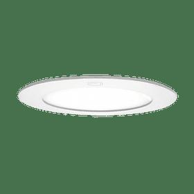 ADO-008 PANEL LED SLIM 12W Redondo Blanco Cálido