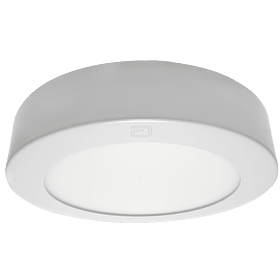 ADO-004 PANEL LED SOBREPONER 12W blanco frío