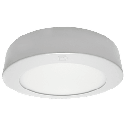 ADO-012 PANEL LED SOBREPONER 12W Blanco Cálido