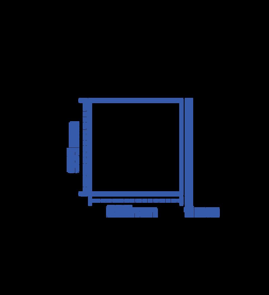 GSW40 PANEL LED 40W 60X60 SmartWhite Dimeable