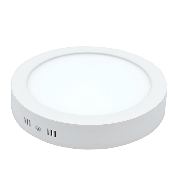 ADO-014 PANEL LED SOBREPONER 18W Blanco Cálido