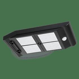 SSLED10 SUBURBANA SOLAR LED 10W Con Fotocelda y Sensor de Movimiento