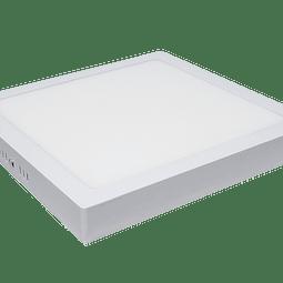 ADO-017 PANEL LED SOBREPONER 24W Blanco Frío