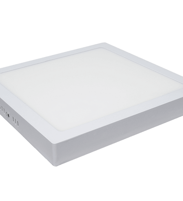 ADO-017 PANEL LED SOBREPONER 24W Blanco Frío
