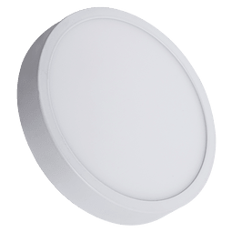PRL12F PANEL REDONDO ULTRA SLIM LED 12W Blanco Frío