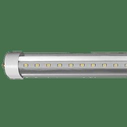 ATU-007 TUBO LED T8 240cm 36W BF Transparente 1Pin