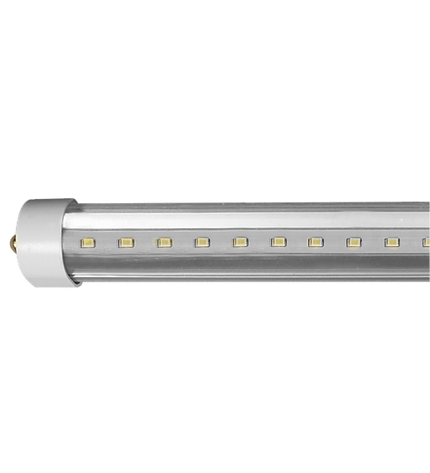 ATU-008 TUBO LED T8 240cm 36W BF Opalino 1Pin