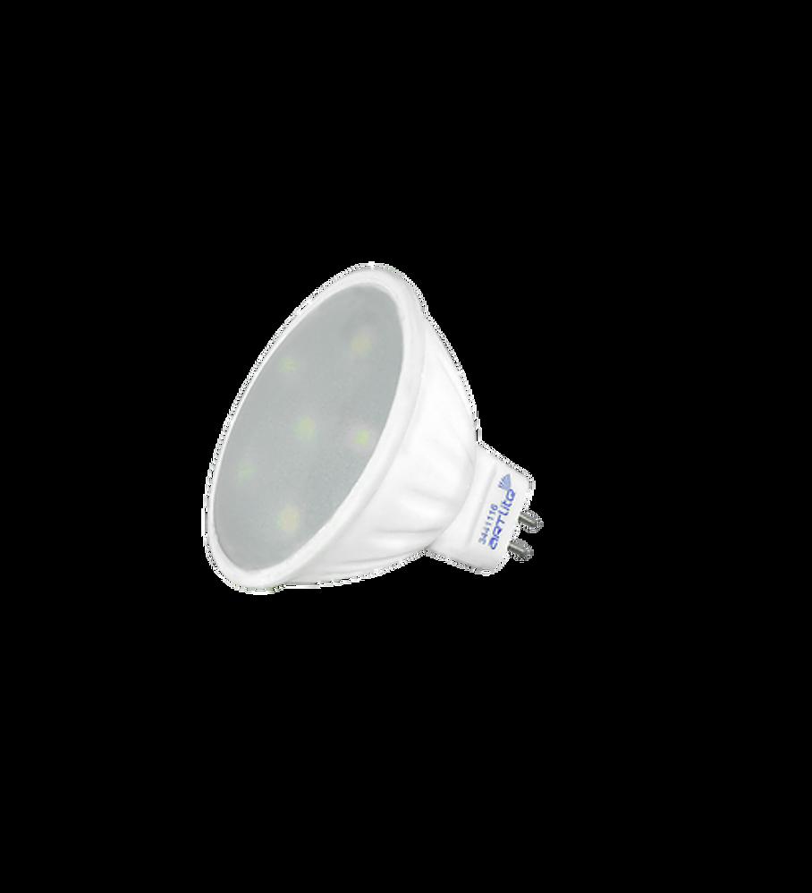 ALA-002 LAMPARA LED SPOT MR-16 3.5W cálido