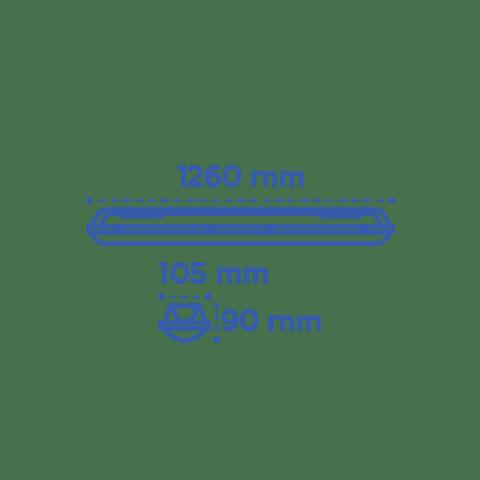 STKH STANKA WATERPROOF IP65 Bases para T8