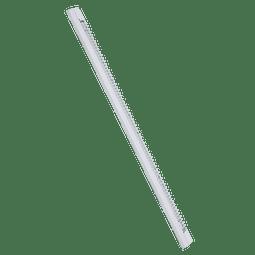 S241LED-LIGHT GABINETE T8 2X17W LED Louver Tipo Rejilla Blanco Frío