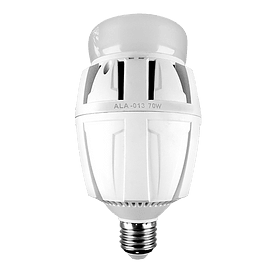 ALA-013 LAMPARA LED INDUSTRIAL 70W E26 Blanco Frio