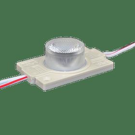 WMO-014 MODULO SUPER LED CON ÓPTICA 1.4W BF EXTERIOR 100 PZS