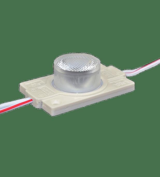 WMO-015 MODULO SUPER LED C/O AZUL 1.4W EXTERIOR