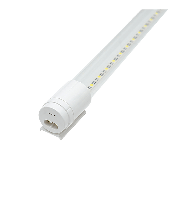 WTU-006 TUBO LED T8 9W 60CM C/BASE BF TRANSP.