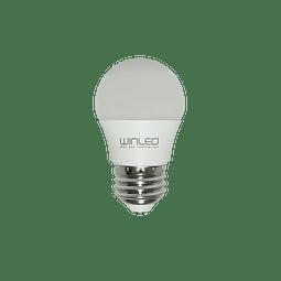 WLA-007 LAMPARA LED BULBO E26 3W CÁLIDO