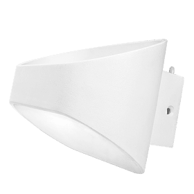 ADE-002-LUMINARIA DE PARED LED 6W Calido