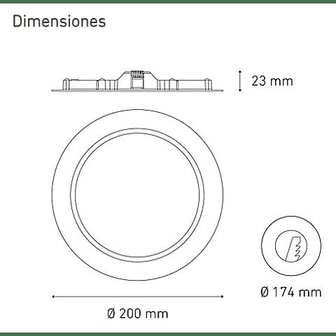 LUNA 13 TF L5006-130 13W 100-305V 60K BC