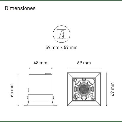 POINTS MICRO I L5914-YE4 100-240V AF 20° 30K NG
