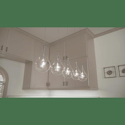 Larmes 5-Light Pendant